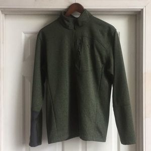 The North Face Fleece Lined 1/4 Zip Pullover